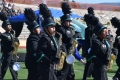 Atrisco Heritage Academy High School Jaguar Pride Marching Band, 2017 NM Pageant of Bands