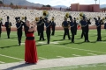 Piedra Vista High School Panther Pride Marching Band, 2017 NM Pageant of Bands