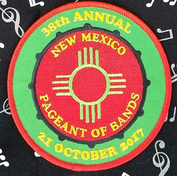 image of 2017 POB Patch