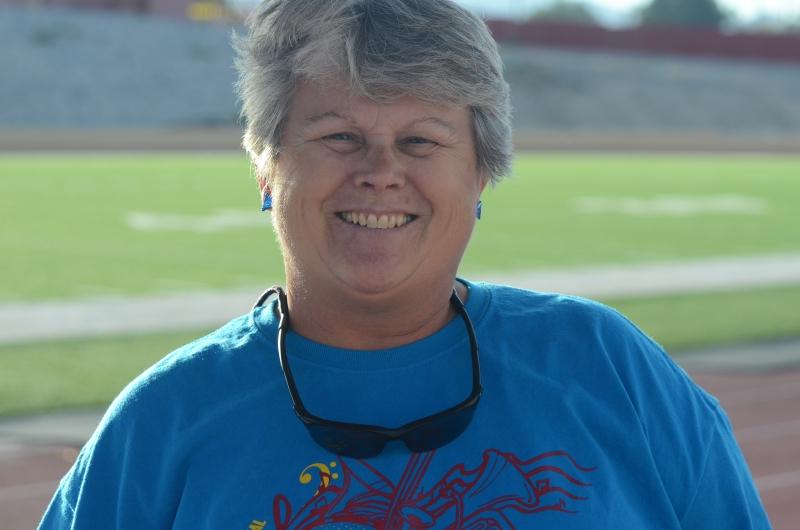 Vicky Harms, President, NMPOB