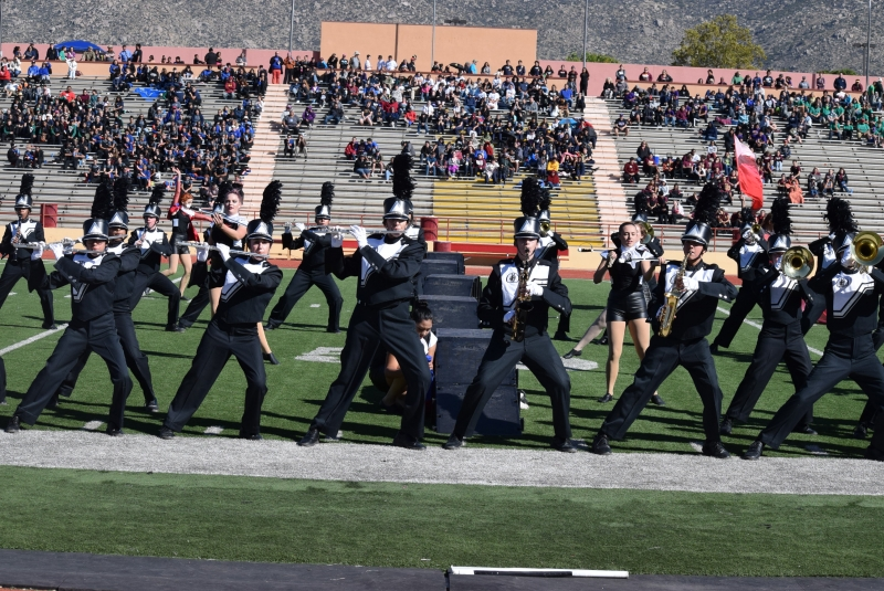 Photo of Volcano Vista band